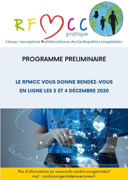 Réseau Francophone Multidisciplinaire des Cardiopathies Congénitales