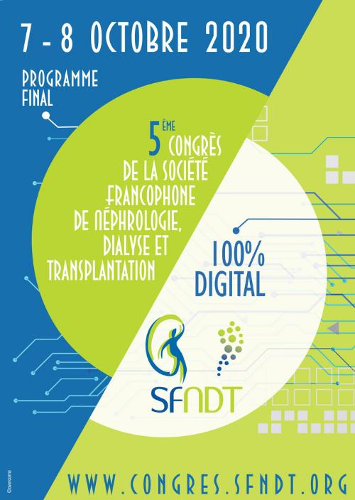 Société Francophone de Néphrologie, Dialyse et Transplantation