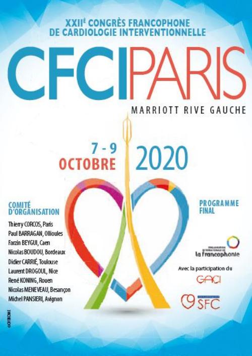 Congrès Francophone de Cardiologie Interventionnelle